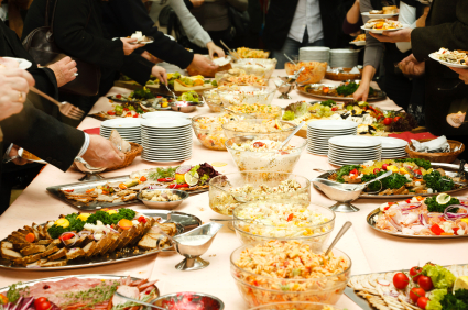 Christmas Potluck Dinner | Pascoag Community Baptist Church